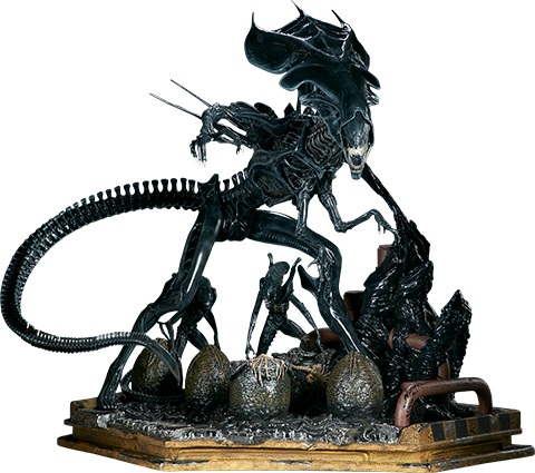 Sideshow Collectibles Alien Queen Maquette