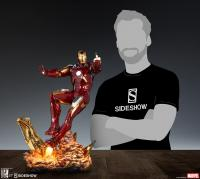 Gallery Image of Iron Man Mark VII Maquette