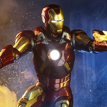 Iron Man Mark VII Maquette
