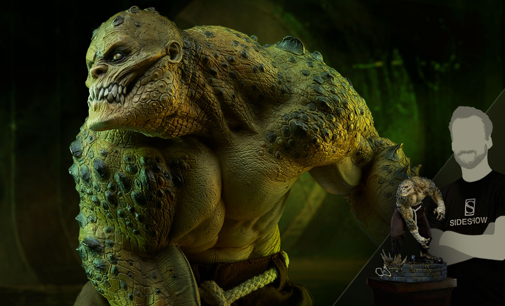 Gallery Feature Image of Killer Croc Premium Format™ Figure - Click to open image gallery