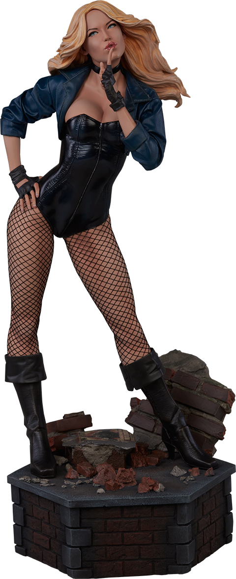 Sideshow Collectibles Black Canary Premium Format Figure