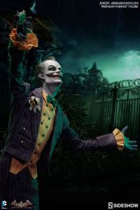 Gallery Image of Joker Arkham Asylum Premium Format™ Figure