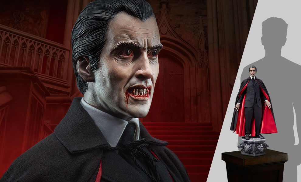 Gallery Feature Image of Dracula Premium Format™ Figure - Click to open image gallery