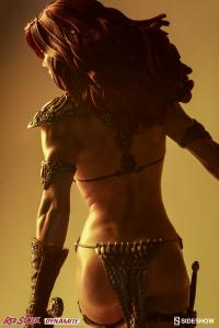 Gallery Image of Red Sonja She-Devil with a Sword Premium Format™ Figure