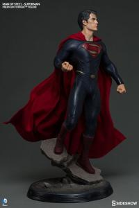 Gallery Image of Man of Steel: Superman Premium Format™ Figure