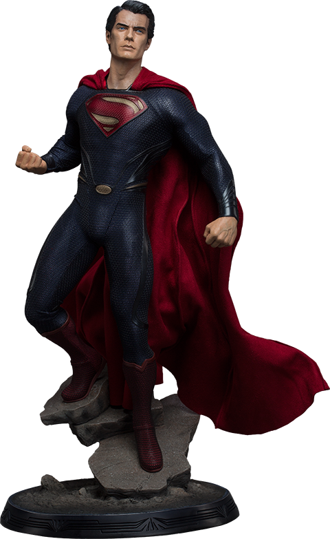 Sideshow Collectibles Man of Steel: Superman Premium Format™ Figure