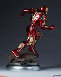 Gallery Image of Iron Man Mark XLIII Maquette