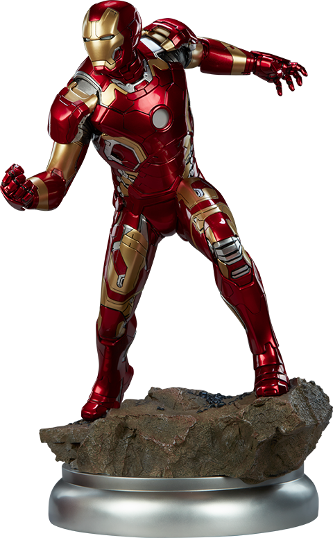 Sideshow Collectibles Iron Man Mark XLIII Maquette