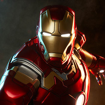 Iron Man Mark XLIII Maquette