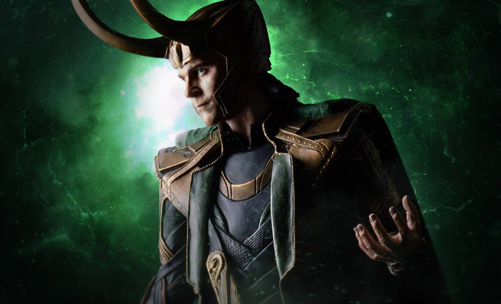 Gallery Feature Image of Loki Premium Format™ Figure - Click to open image gallery