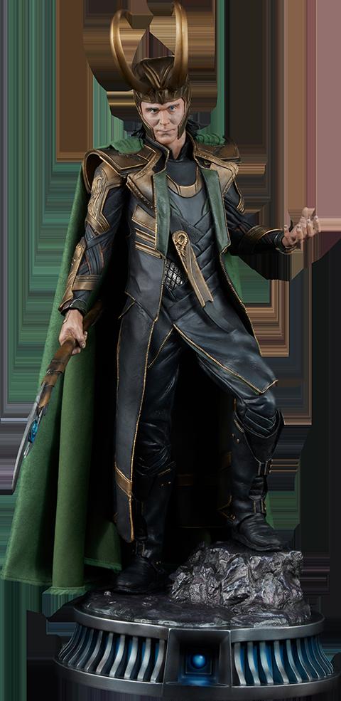 Sideshow Collectibles Loki Premium Format™ Figure