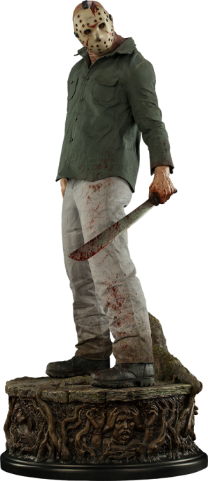 Jason Voorhees - Legend of Crystal Lake Premium Format Figure