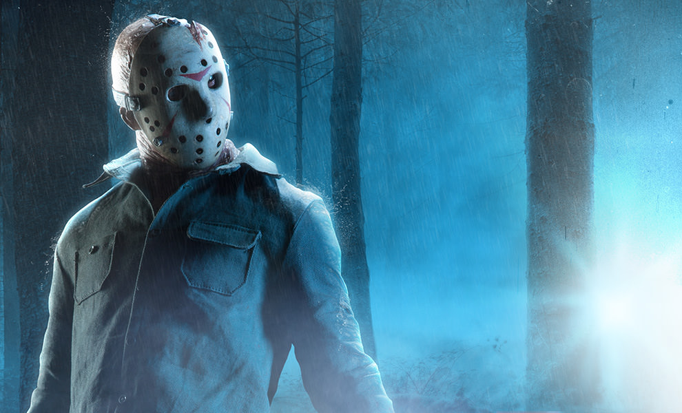 Gallery Feature Image of Jason Voorhees - Legend of Crystal Lake Premium Format™ Figure - Click to open image gallery