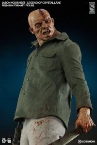 Gallery Image of Jason Voorhees - Legend of Crystal Lake Premium Format™ Figure