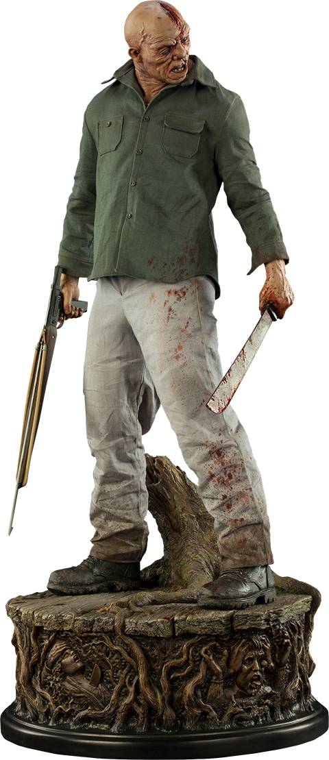 Sideshow Collectibles Jason Voorhees - Legend of Crystal Lake Premium Format Figure