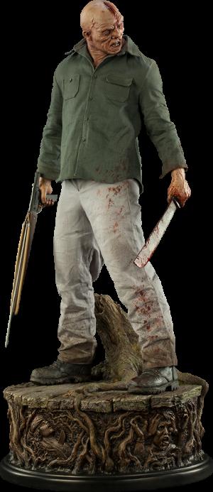 Jason Voorhees - Legend of Crystal Lake Premium Format Figure