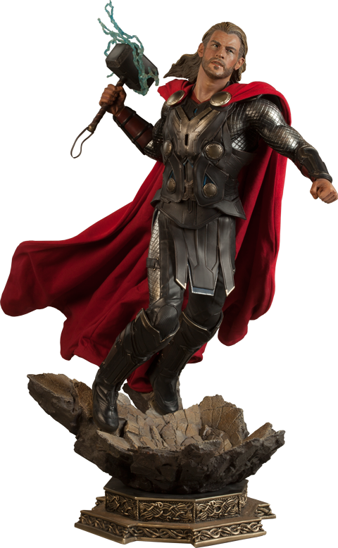 Sideshow Collectibles Thor The Dark World Premium Format Figure