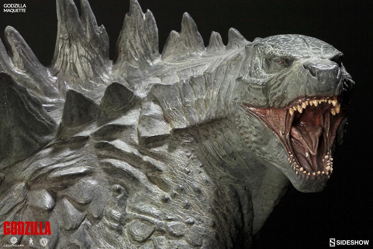Godzilla Godzilla Maquette By Sideshow Collectibles