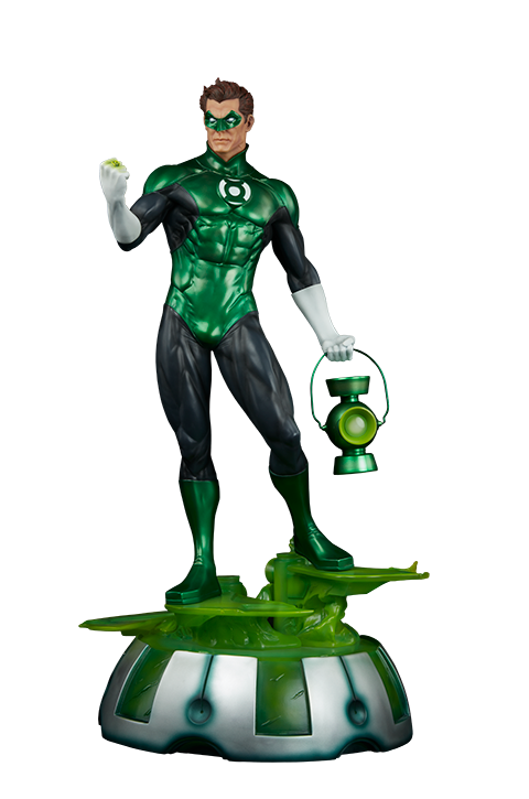 Sideshow Collectibles Green Lantern - Hal Jordan Premium Format Figure