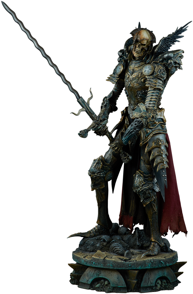 Sideshow Collectibles Mortighull Risen Reaper General Premium Format™ Figure