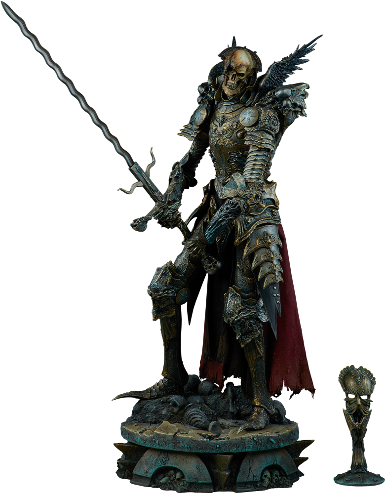 Sideshow Collectibles Mortighull Risen Reaper General Premium Format Figure