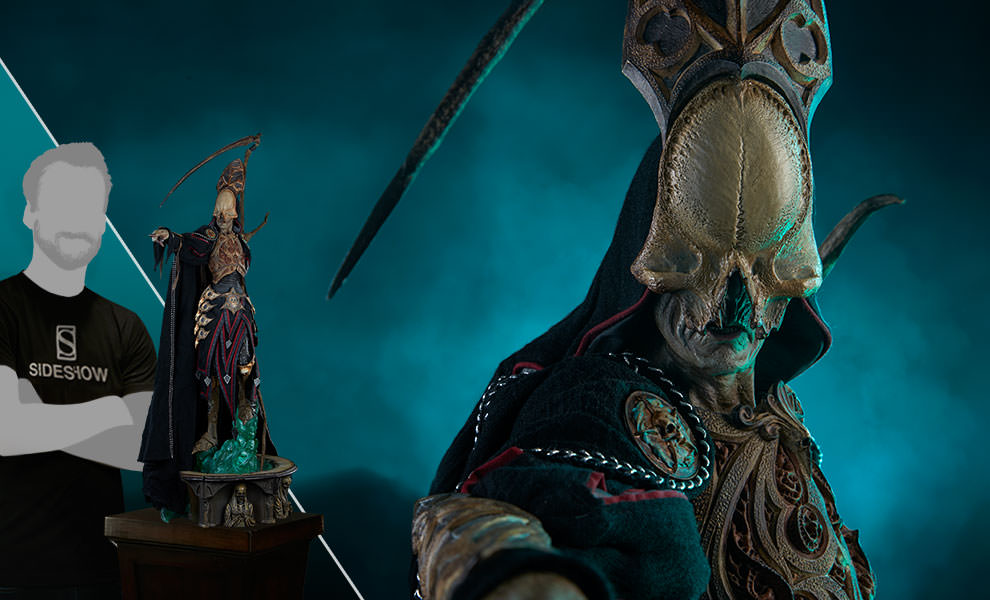Gallery Feature Image of Death Master of the Underworld Premium Format™ Figure - Click to open image gallery