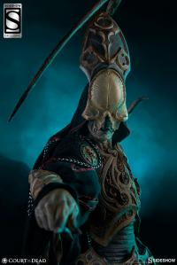 Gallery Image of Death Master of the Underworld Premium Format™ Figure