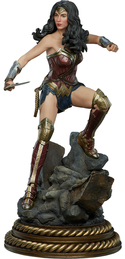 Sideshow Collectibles Wonder Woman Premium Format Figure