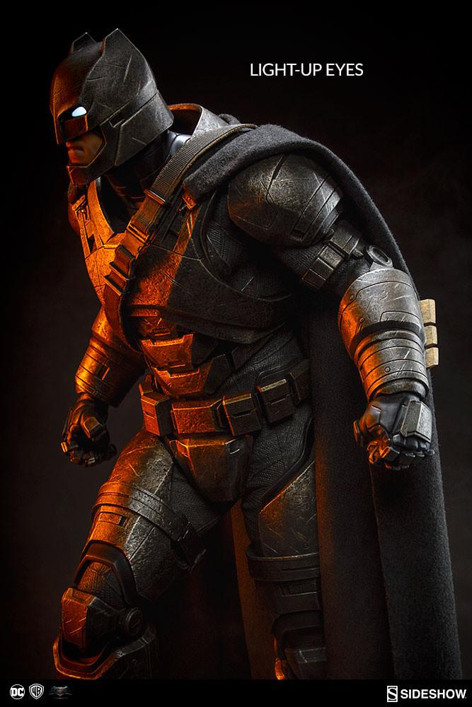 DC Comics Armored Batman Premium Format(TM) Figure by Sidesh