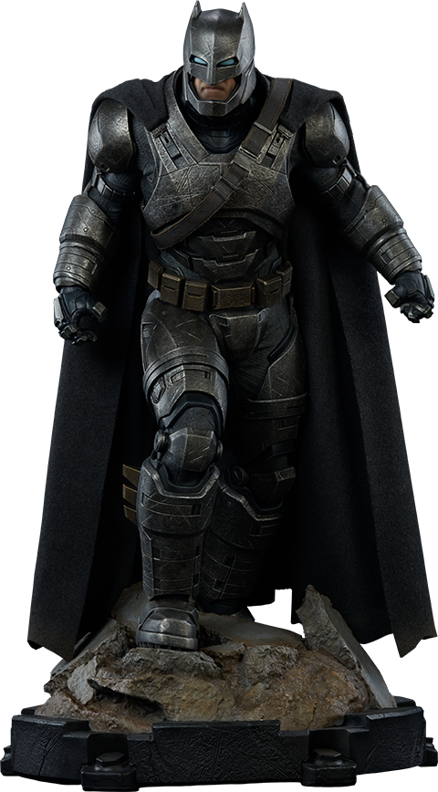 Sideshow Collectibles Armored Batman Premium Format Figure