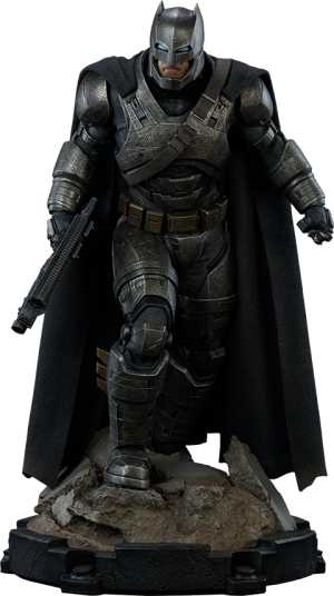 Armored Batman Premium Format Figure