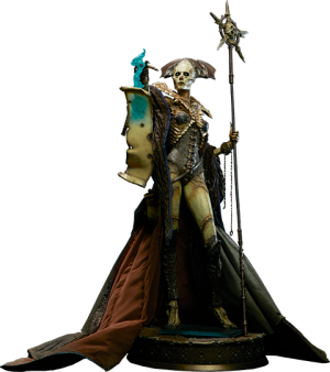 The Great Osteomancer Premium Format Figure