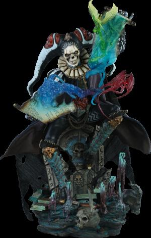 Malavestros Deaths Chronicler Fool Premium Format™ Figure
