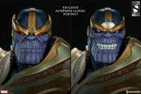 Gallery Image of Thanos on Throne Maquette