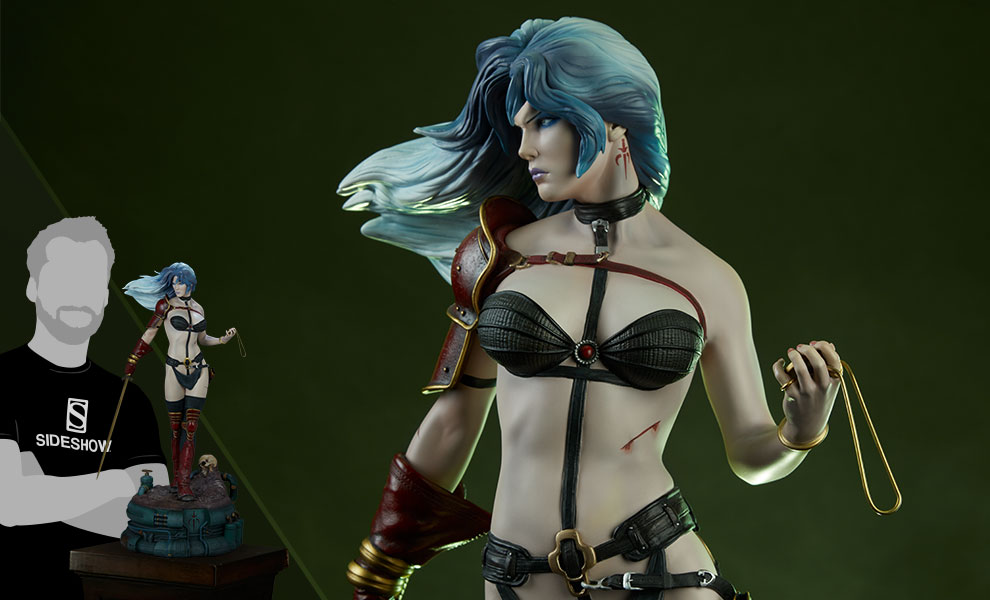 Gallery Feature Image of Taarna Premium Format™ Figure - Click to open image gallery