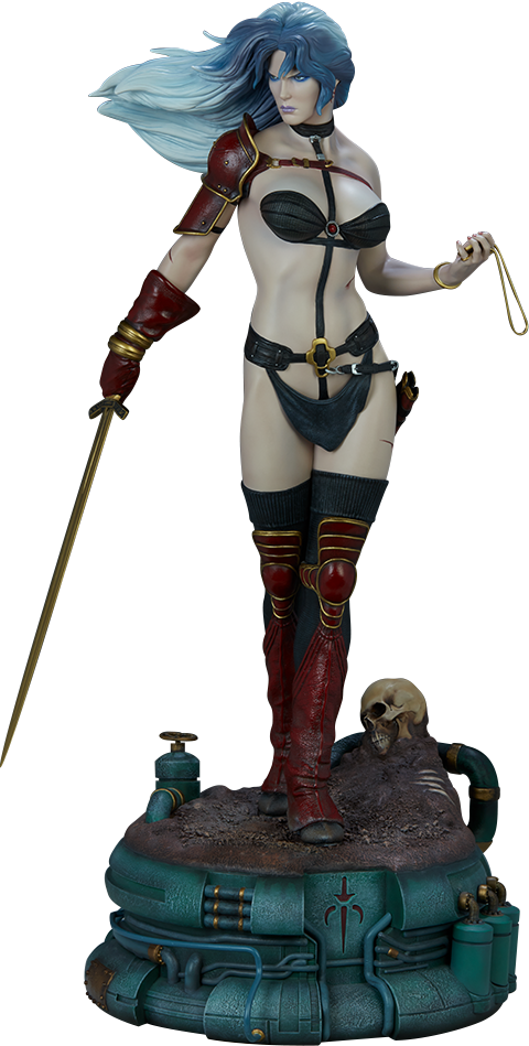 Sideshow Collectibles Taarna Premium Format Figure