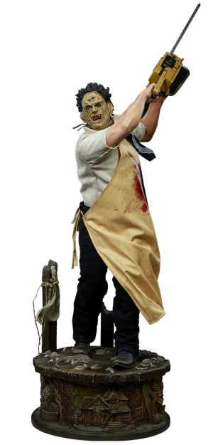 Leatherface Premium Format Figure