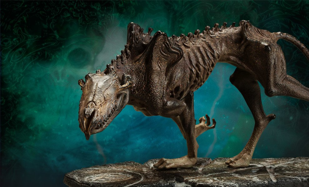 Gallery Feature Image of Skratch: Hound of the Executioner Premium Format™ Figure - Click to open image gallery