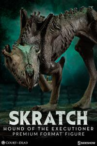 Gallery Image of Skratch: Hound of the Executioner Premium Format™ Figure