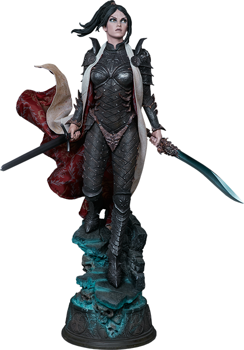 Sideshow Collectibles Shard Mortal Trespasser Premium Format Figure