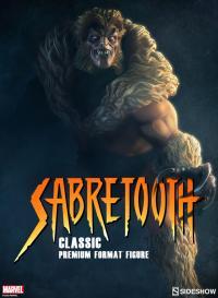 Gallery Image of Sabretooth Classic Premium Format™ Figure