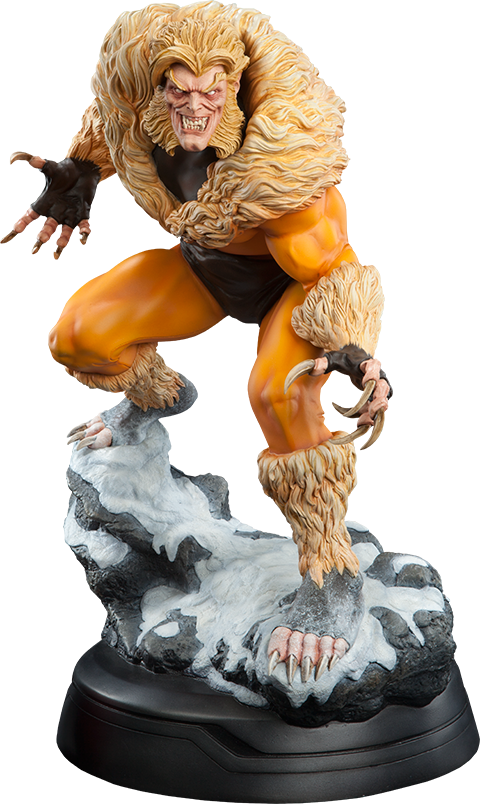 Sideshow Collectibles Sabretooth Classic Premium Format Figure