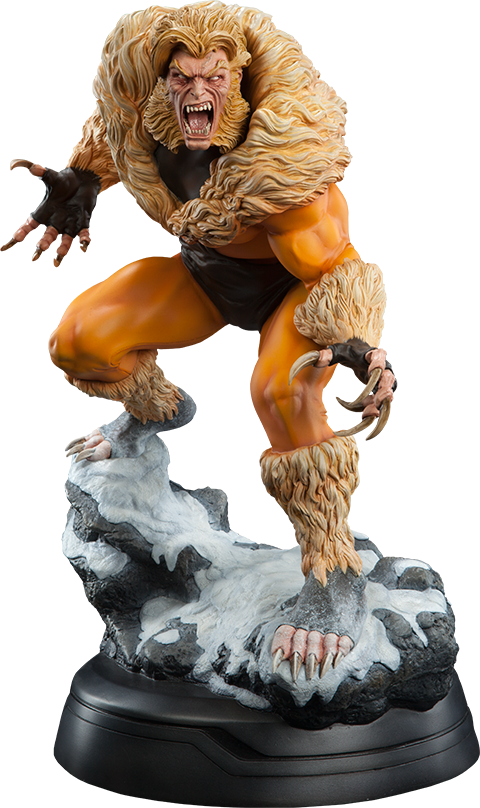 Sideshow Collectibles Sabretooth Classic Premium Format™ Figure