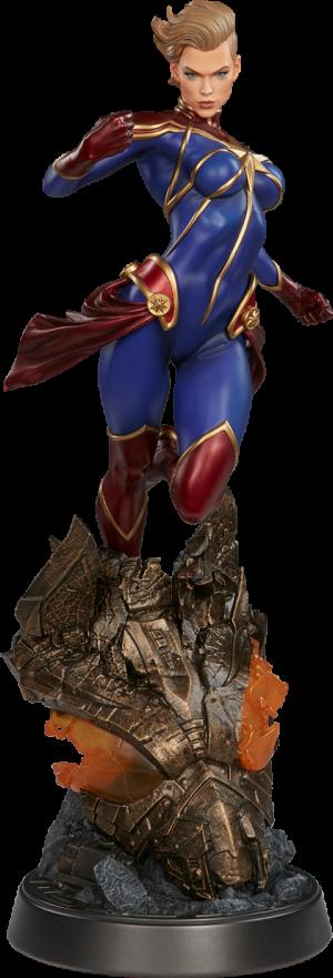 Captain Marvel Premium Format™ Figure