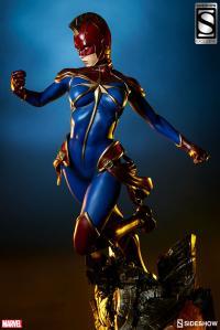 Gallery Image of Captain Marvel Premium Format™ Figure