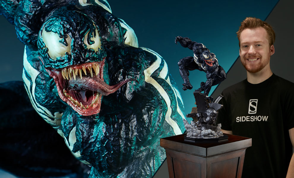 Gallery Feature Image of Venom Premium Format™ Figure - Click to open image gallery