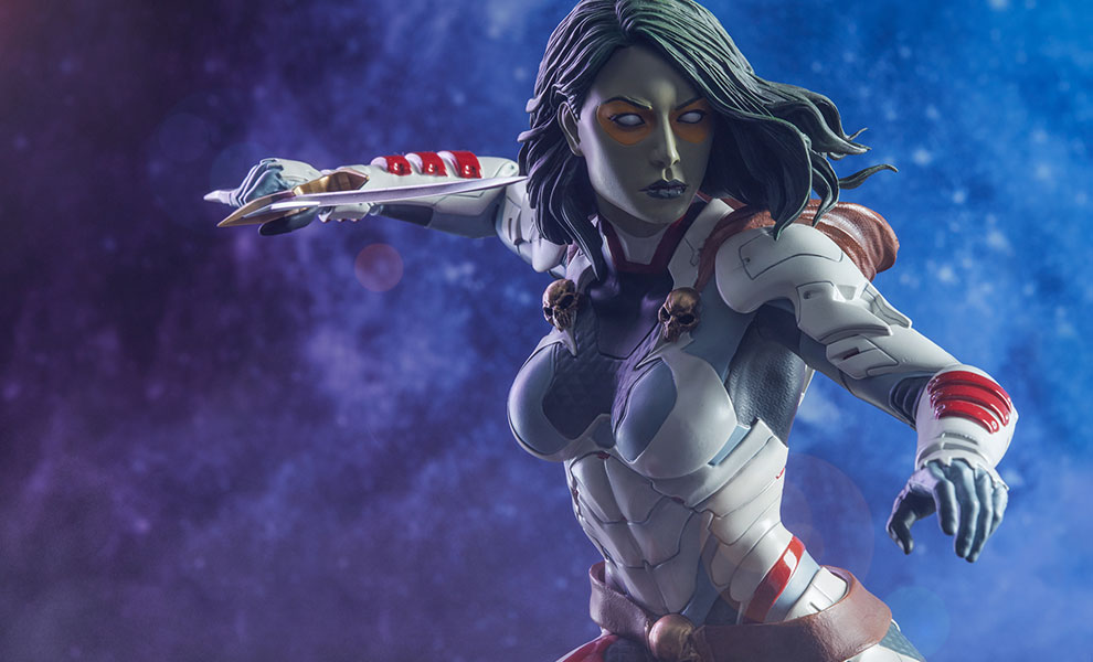 Gallery Feature Image of Gamora Premium Format™ Figure - Click to open image gallery