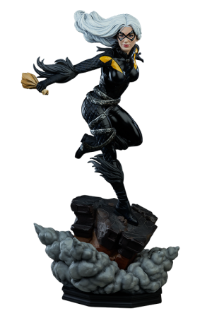 Black Cat Premium Format Figure
