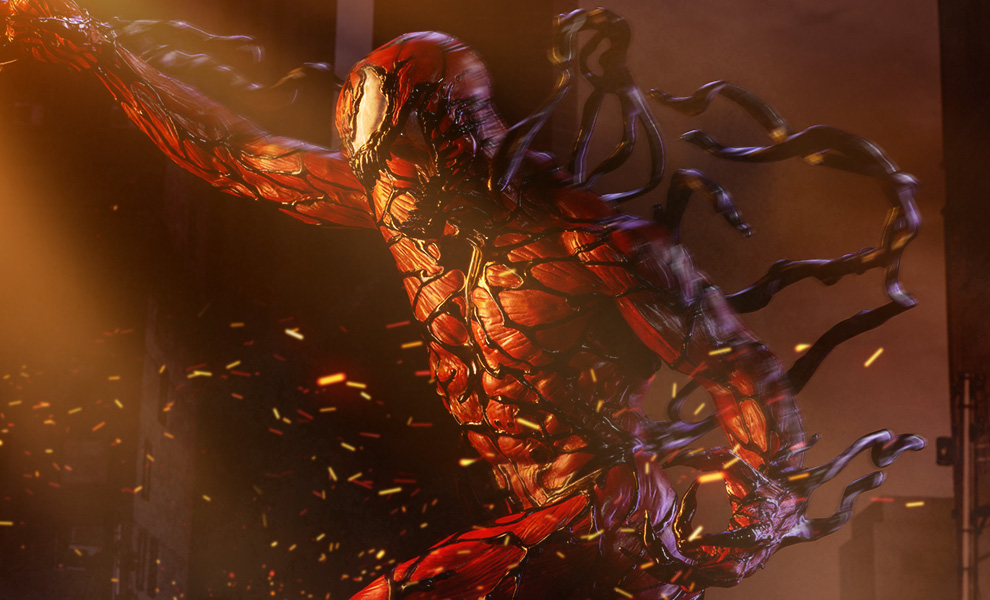 Gallery Feature Image of Carnage Premium Format™ Figure - Click to open image gallery