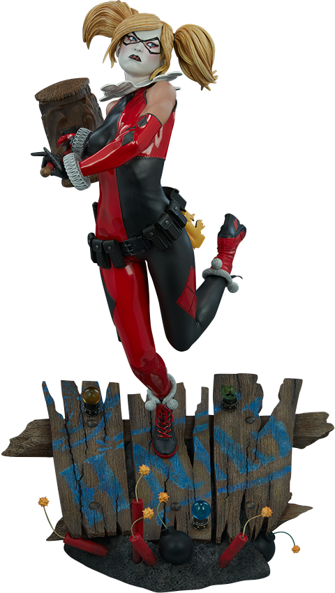 Sideshow Collectibles Harley Quinn Premium Format Figure